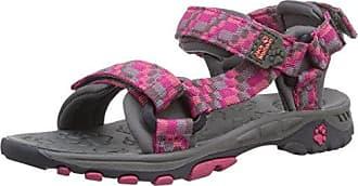 Sandalen 27 amp; Pink Eu Sport Kids Jack 2099 Seas Outdoor Wolfskin kinder Seven rosebud Unisex znwfpAOU