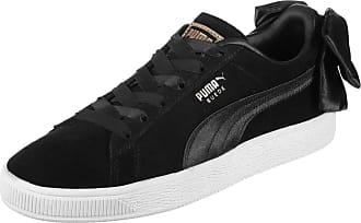Suede W 37 0 Gr Femmes Puma Chaussures Eu Bow Noir 7gPRFqw