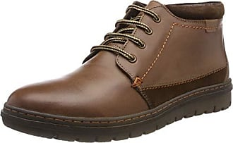 Botas Hush Puppies 47 Hombre Chukka Boston brown Para Marrón 000 Eu qqp7E