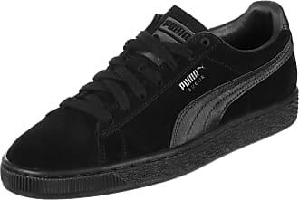 Puma 0 Suede Satin Noir Chaussures 37 Eu Gr Femmes Classic W annSWr7z