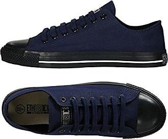 Ethletic Collection jet Blue Black Locut Bio 17Farbe 37 Ocean Vegan Sneaker Aus Größe baumwolle zUSMpV