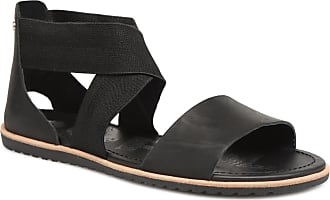 Schwarz Sandalen Damen Für Ella Sandal Sorel CwXqTSxOn