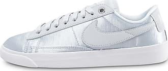 Baskets Low Femme Nike Blazer Gris AwZvc8q