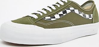 Achetez En Jusqu'à Cuir Vans® Chaussures C6twtdq OHwOqfC