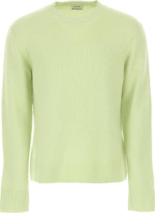 Jumper Studios Xl For Sweater M Pale Acne Green Men 2017 Wool L IHZxqf4Onw