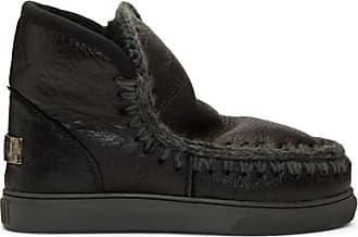 Mini Eskimo Mou Noires Bottes Sneaker 7w1x1EAqz