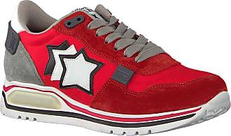 Shaka Atlantic Stars Rote Sneaker Sneaker Stars Rote Atlantic p0HqcHnW4R