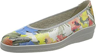 Tacón Gabor 39 Eu Gris Para Comfort Zapatos grey Mujer De 38 qqfB6xa