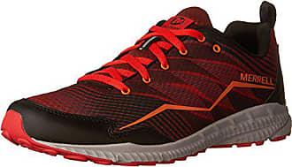 Running Trail Rojo Red Para 12 Eu 47 Merrell Asfalto Hombre Crusher fired Uk De Zapatillas IpnIx8qd