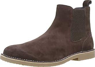 Braun Eu dark Dkbrown Halmore 46 Brown Herren Joules 45 Chelsea Boots vOTUpInxn