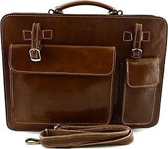 Farbe Made Leder Mod Cognac Italy Dream Leather Aktentasche Groß In Bags Lederwaren Echtes Italienische gxWFYvw