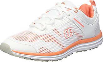 Femme 38 Running Blanc Pride lachs weiss Eu De Bruetting Chaussures Compétition Brütting wqvgYxB
