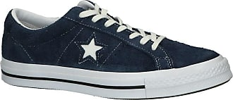 As Donkerblauwe Converse Taylor Chuck Sneakers qwXWfIOz