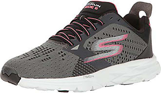 charcoal Eu Ride Pink Multisport Performance Chaussures Go 6 41 Gris Skechers hot Outdoor Femme Run 7v6qx7t