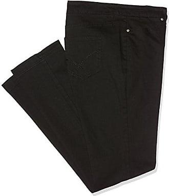 slim Jeans Pantaloni Taglia Nero donna aderenti Fit da Perfect Coupe Damart 38 produttore 38 pxXxHwd