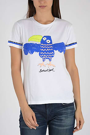 S Size Parosh Sequins Embroidered T shirt xUBIwXqI