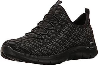 Noir 0 Baskets Appeal 2 36 Eu insights Femme Skechers black Flex 4w0OnP
