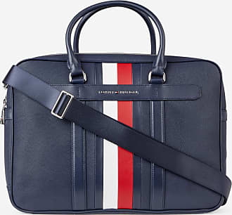 Dordinateur Bleu Tommy Hilfiger Sac En Elevated Cuir FKc3T1lJ
