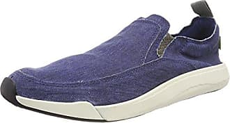 Bleu Mocassins Adulte Quest Eu 5 Chiba Navy Mixte 44 Sanuk UZCqn