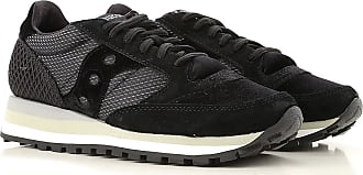 Women Sale 36 2017 Black Suede For Sneakers On Saucony qaUEw