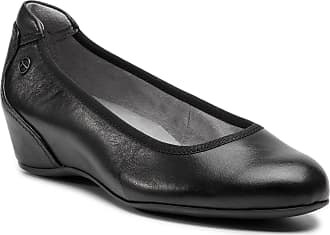 Zapatos Black 1 Leather 22421 22 003 Tamaris 0pwAqgdq