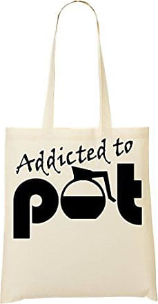 Einkaufstasche To Addicted Tragetasche Toteworld Im Pot U1qxTnRXw