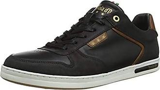 Herren Pantofola 25y42 Auronzo D'oro Eu Uomo Low Sneaker Schwarzblack tsQBhrdCx