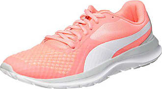 40 Orange Flext1 Sneakers Violet Eu white Peach Puma Basses gray nrgy Mixte Adulte d6XPaxw