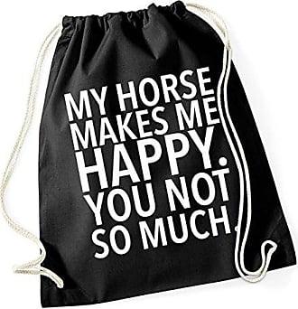 Horse Makes Freak Gymsack Certified You Happy Not My Black Me nTxfBOf