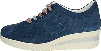 a 002 Soft Sneakers Cinzia Femme Bleu Petite Iv5757 wEH1nnqU