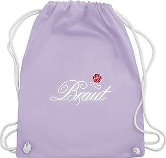 Lila Junggesellinnenabschied Gym Shirtracer amp; Turnbeutel Bag Unisize Rose Pastell Mit Braut Jga Wm110 RqZwU1