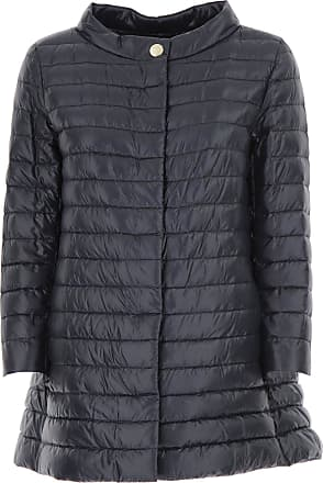 2017 For Sci Coat 46 44 Woman 40 Marina M Feather Poliammide Herno 0OxnwTqq