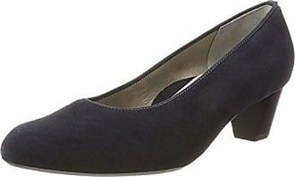 Zapatos Con Para Cerrada Eu 35 De Knokke Ara Punta blau Mujer Tacón 5pSBInq