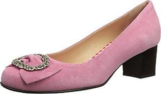 Ante Diavolezza Pink 6050 Para Mujer De Celine Zapatos Vestir 40 6nqxHZ4n