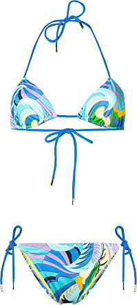 Met Dessin Emilio Blauw Bikini Pucci zwqx7Ea