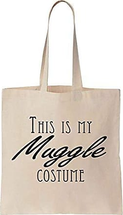 Costume Bag Is Prints My Canvas This Muggle Tote Cotton Finest XxHzqERwH