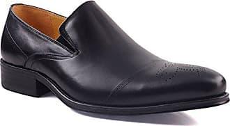 Uk 11Ab302 Slip 6 Derek 90 Toe Unze Herren Loafers Größe Auf Plain vwON8m0n