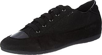 Zapatillas Mujer Moena black Negro D Para Eu D 38 New Geox gIwYx