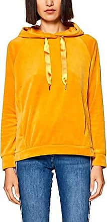 Jaune Yellow Edc shirt Esprit Small By honey Sweat Femme 118cc1j001 710 YqPYg