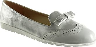 Perforée Angkorly Verni Slip on Noeud Mocassin 0xTww6qvfn