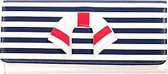 SchulterketteVintage Dancing Days Nautical Clutch Mit Weiß TuFlcJK13