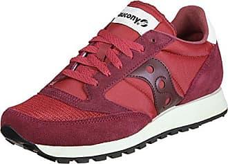 Herren Jazz Rot Vintage red trainer Eu vintage Cross 41 O Saucony pqdWx5p