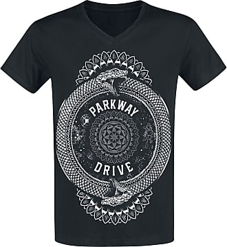 Courtes T Parkway Manches Snake Infinity Messieurs Drive shirt Pour Noir qwYZHw