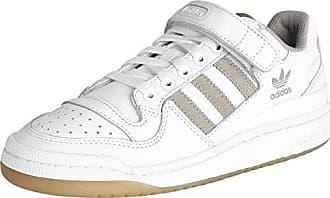 Chaussures Femme ftwbla W gum3 Eu grivap 36 Blanc Adidas De Fitness Forum Lo 000 xYT61