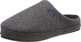 5 44 17302 200 5 S Eu oliver Gris grey Mules Homme Chaussons 21 Twpfn6xq