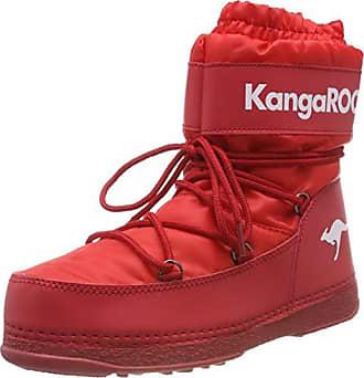 fiery Eu Unisex 41 Kangaroos 6090 Rojo Red 40 K Adulto moon Botas Plisadas w0wxanfZq