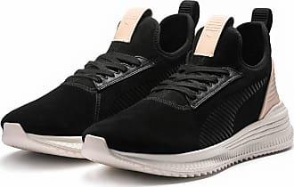 Herren schwarz Puma Sneaker Lux Avid wB4zqEYx