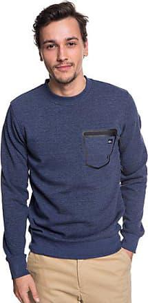 Männer Sweatshirt Für Quiksilver Blau YattemiFunktionelles K1T3ulFcJ