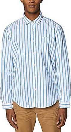 Blau blue Herren Esprit M herstellergröße 430 Edc By Medium Freizeithemd 039cc2f002 wcSAfqX1