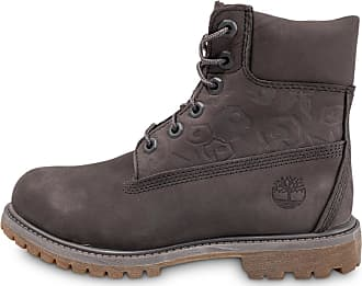 Icon Timberland inch Boots W Boot 6 Femme Grise qzzOxP7tw